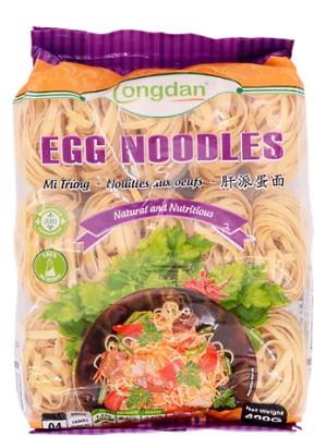 Egg Noodles 4mm - LONGDAN