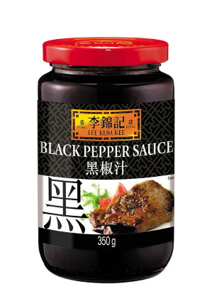 Black Pepper Sauce - LEE KUM KEE