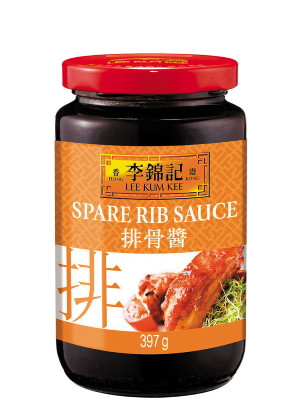 Spare Rib Sauce - LEE KUM KEE