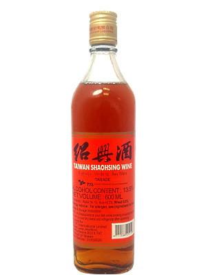 Shaohsing Rice Wine - TAIWAN