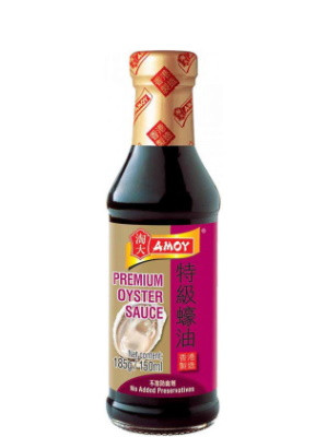 Premium Oyster Sauce 150ml - AMOY