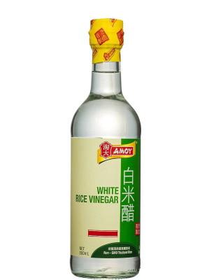 Rice Vinegar 500ml - AMOY