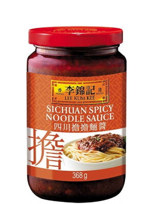 Sichuan Spicy Noodle Sauce - LEE KUM KEE