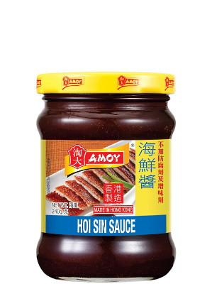 Hoi Sin Sauce 240g - AMOY