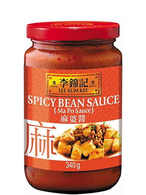 Spicy Bean (Ma Po) Sauce - LEE KUM KEE ***CLEARANCE (best before: 08/08/20)***