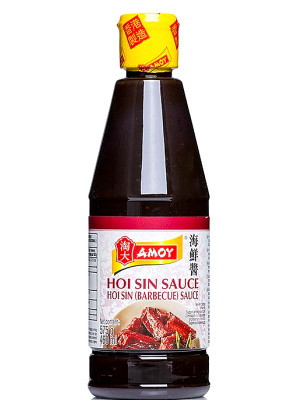 Hoi Sin Barbeque Sauce (squeezy bottle) - AMOY