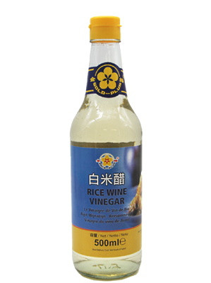 Rice Wine Vinegar 500ml - GOLD PLUM