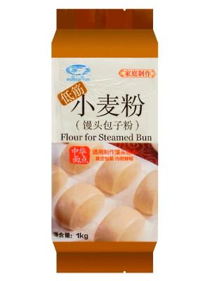 Flour for Steamed Bun 1kg - BAISHA
