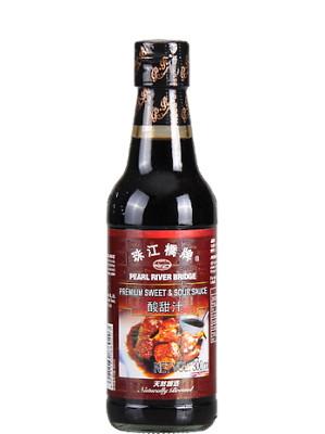 Premium Sweet & Sour Sauce - PEARL RIVER BRIDGE