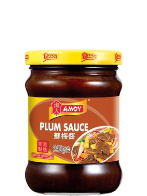 Plum Sauce 245g - AMOY