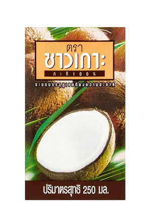 Coconut Milk 250ml - CHAOKOH