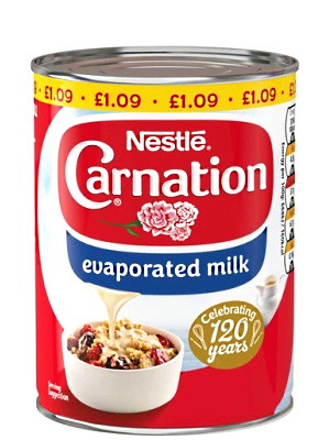 Evaporated Milk - CARNATION