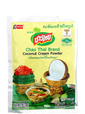 Coconut Cream Powder 60g - CHAO THAI