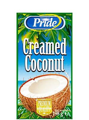 Premium Creamed Coconut (block) - PRIDE
