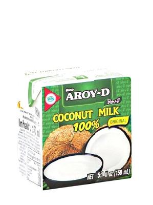 Coconut Milk 150ml – AROY-D