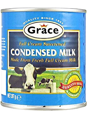 Sweetened Condensed Milk – GRACE