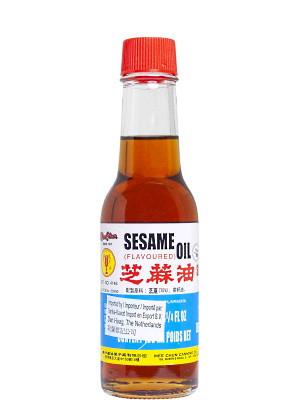 Sesame Flavoured Oil 125ml - MEE CHUN