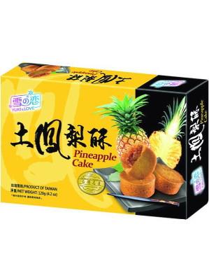Pineapple Cake - YUKI & LOVE