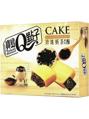 Bubble Milk Tea Cake - Q BRAND