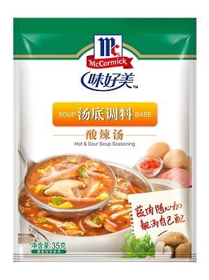 Hong Kong Style Hot & Sour Soup Mix - McCORMICK