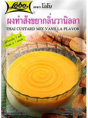 Thai Custard Mix (Vanilla Flavour) - LOBO