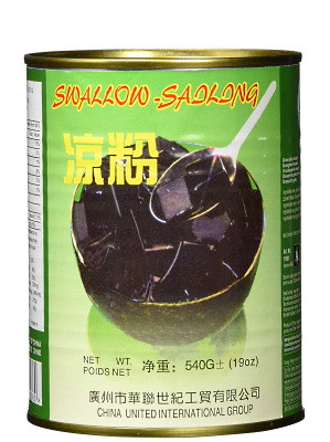 Grass Jelly – SWALLOW SAILING