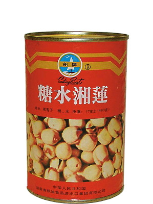 Lotus Nuts in Syrup – SAILING BOAT
