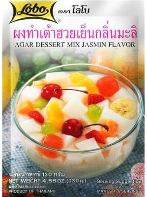 Jasmine Flavour Agar Dessert Mix – LOBO