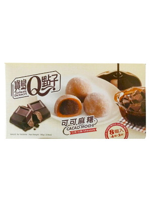 Cacao Mochi – Chocolate 80g – Q BRAND