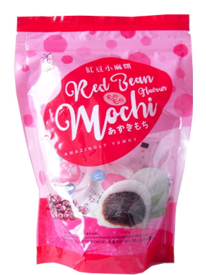 Red Bean Mochi 120g – LOVE & LOVE