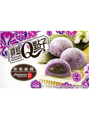 Japanese Mochi – Ube Flavour – Q BRAND