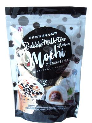 Bubble Milk Tea Flavour Mochi 120g – LOVE & LOVE