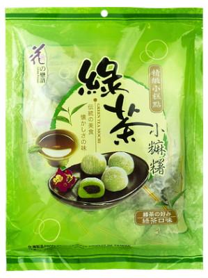 Green Tea Mochi 300g – LOVES FLOWER