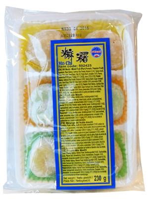 Mochi (Japanese Rice Cake) Plum, Pomelo & Passion Fruit 230g (tray) – SUN WAVE