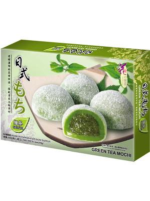 Green Tea Mochi 210g – LOVE & LOVE