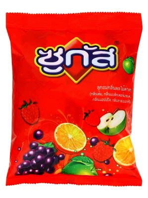 Assorted Fruit Flavour Chews 250g – SUGUS