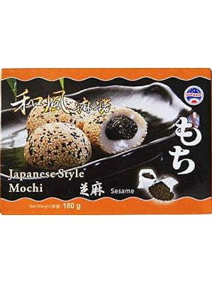 Japanese Style Mochi – Sesame Flavour 180g (box) – SUN WAVE