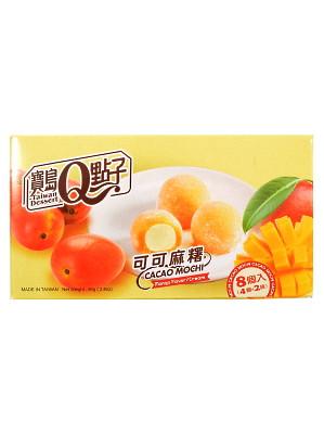 Cacao Mochi – Mango 80g – Q BRAND
