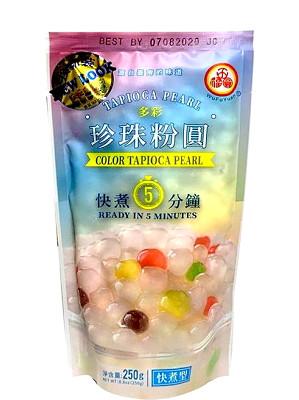Large Tapioca Pearl - Multicoloured - WU FU YUAN