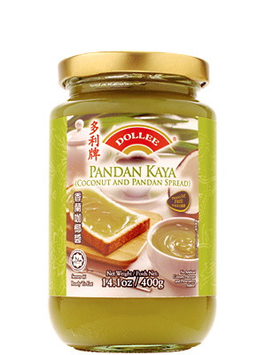 Coconut & Pandan Spread (Kaya) - DOLLEE
