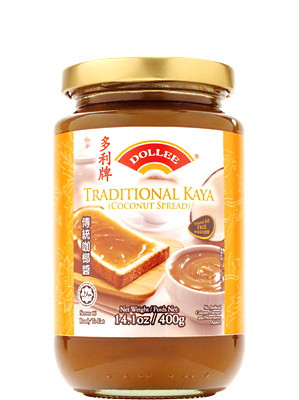 Traditional Kaya (Coconut Spread) - DOLLEE