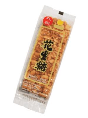 Whole Peanut Cake Crisp Snack 85g - NICE CHOICE