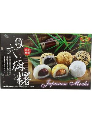 Japanese Mochi - Assorted - ROYAL FAMILY