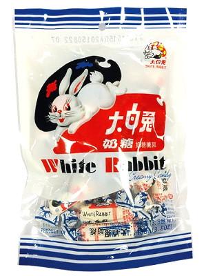 Creamy Milk Candy 108g – WHITE RABBIT
