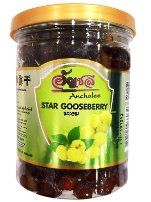 Preserved Star Gooseberry – ANCHALEE