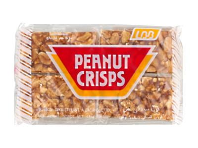 Peanut Crisps – LBB