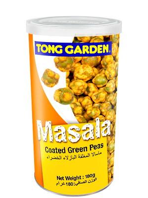 Masala Coated Green Peas – TONG GARDEN