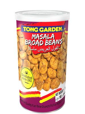 Masala Broad Beans – TONG GARDEN