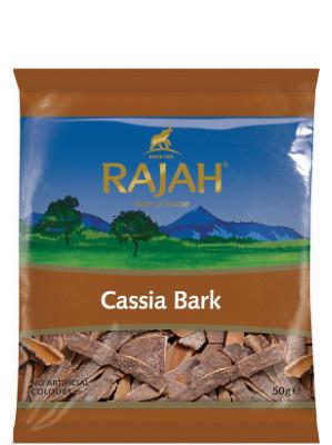 Cassia Bark 50g - RAJAH