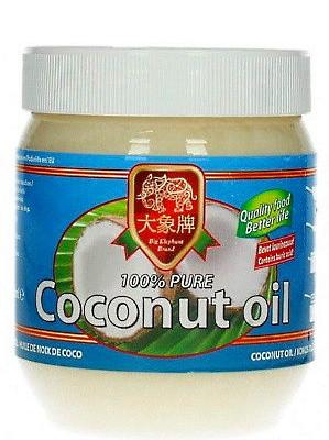 100% Pure Coconut Oil - BIG ELEPHANT